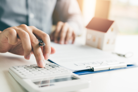Calcul de l'assurance emprunteur
